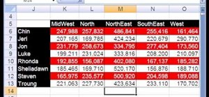 Use pivot tables for data analysis in Microsoft Excel