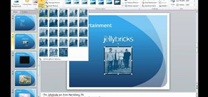 Edit images and video in Microsoft PowerPoint 2010