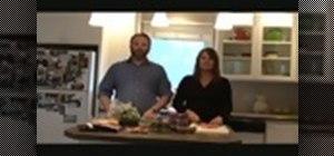 Make kimchi fusion tacos
