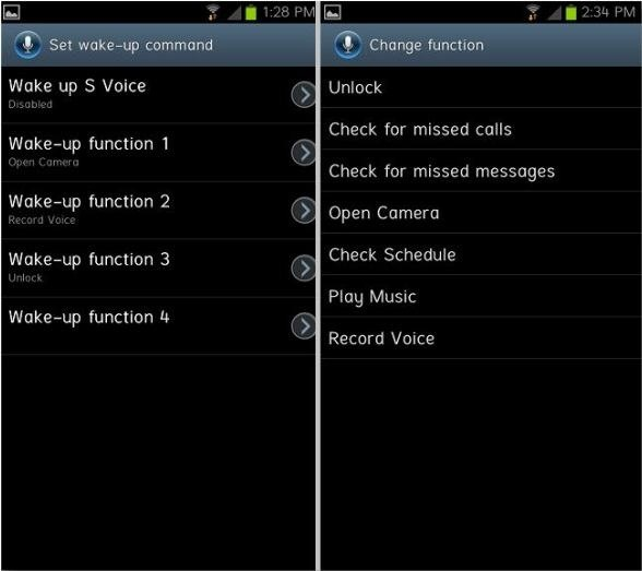 How to Use S Voice Commands on a Samsung Galaxy Note 2 & Galaxy S3 to Unlock, Open Camera, & More