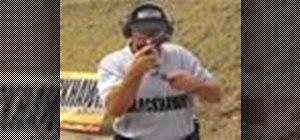Makefast tactical reloads when shooting a handgun