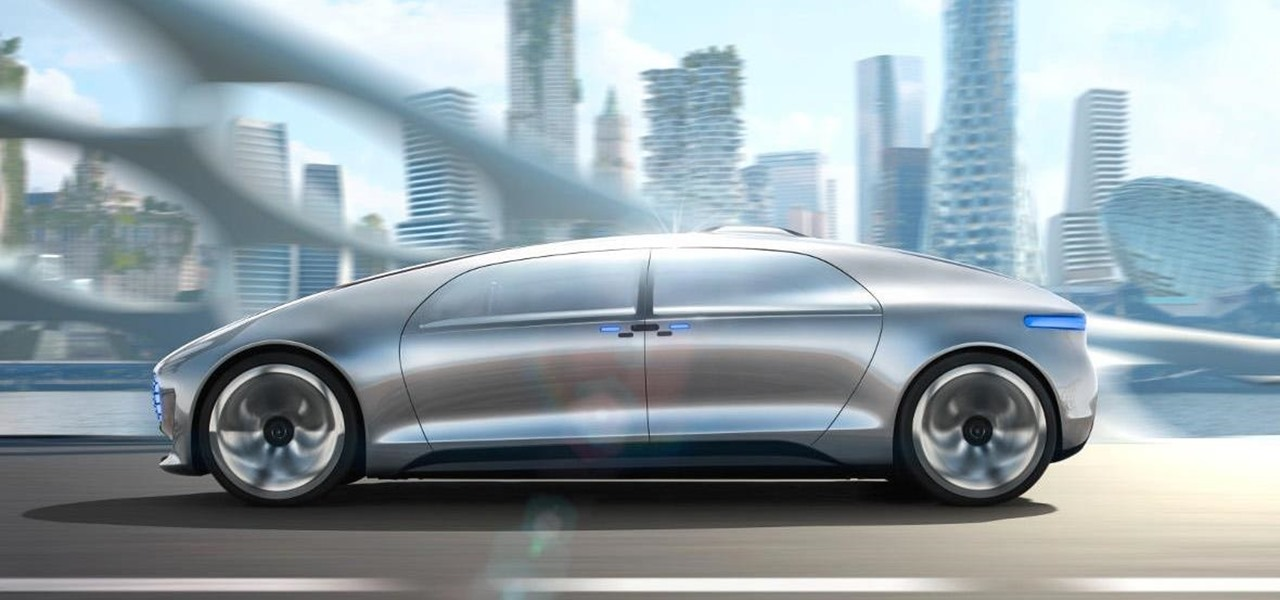 Mercedes-Benz to Start an Uber-Like Driverless Taxi Program