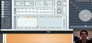 Incorporate FM synthesis into your next recording project