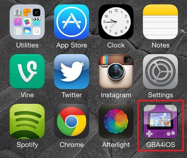 How to download play game boy advance roms on your apps directories