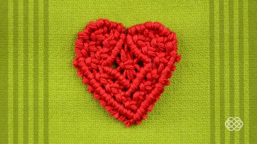 How to Macrame a Heart for a Necklace, Pendant, & More
