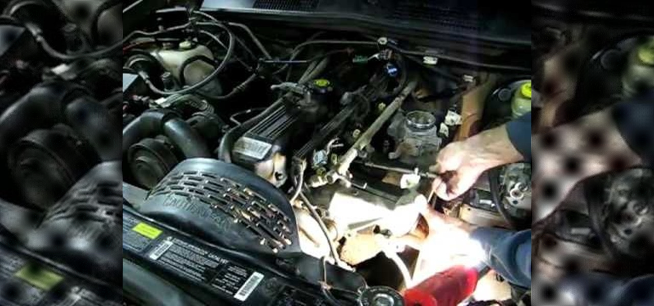 How To Replace The Exhaust Manifold In A Jeep Cherokee « Maintenance Wonderhowto: 2009 Jeep Liberty Exhaust At Woreks.co