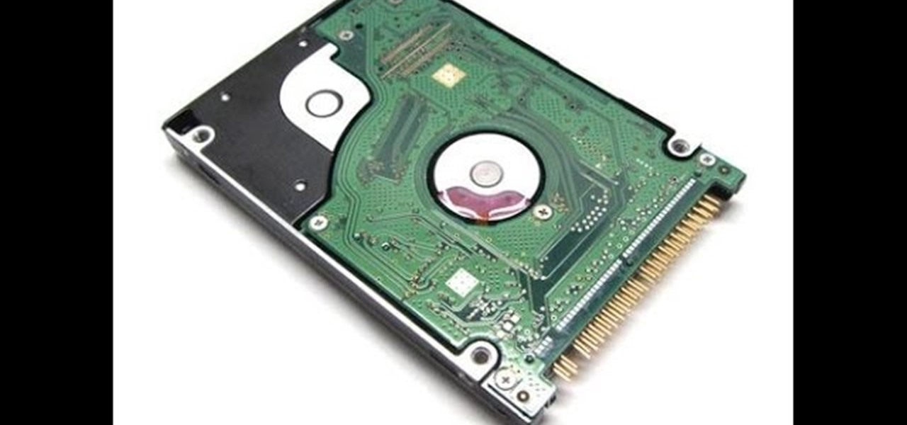 how to find out which hard drive is what