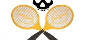 Electric Fly Swatter Tag