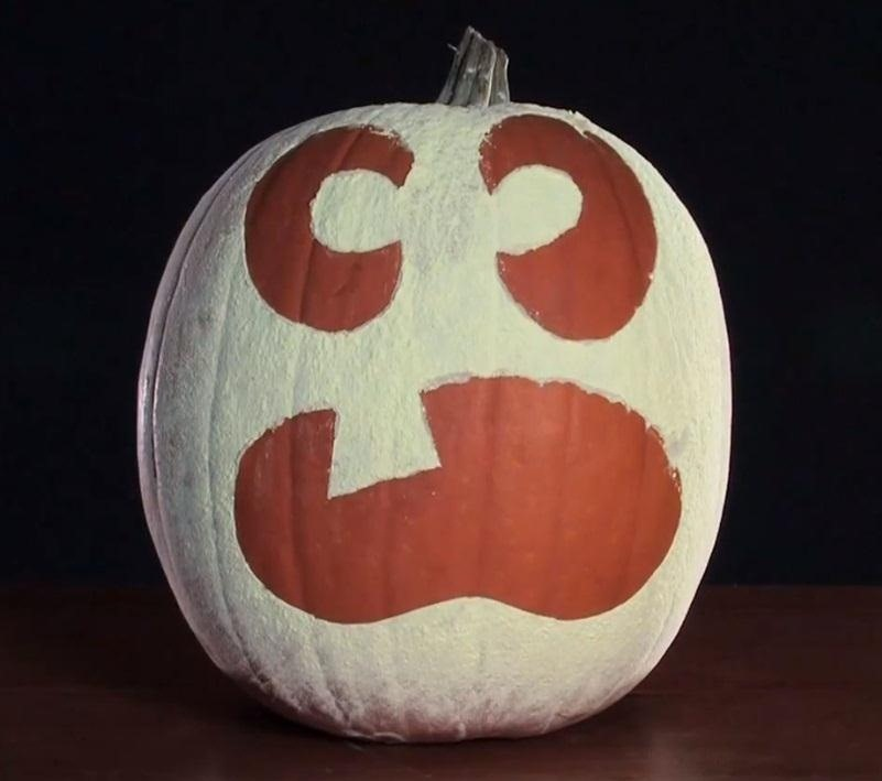 Too Lazy for Jack-O'-Lanterns? Make Your Pumpkins Glow in the Dark This Halloween