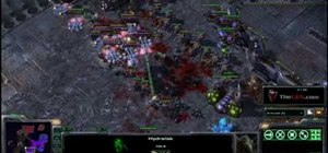 Defeat a Terran Bio Ball build with Zerg in StarCraft 2 multiplayer