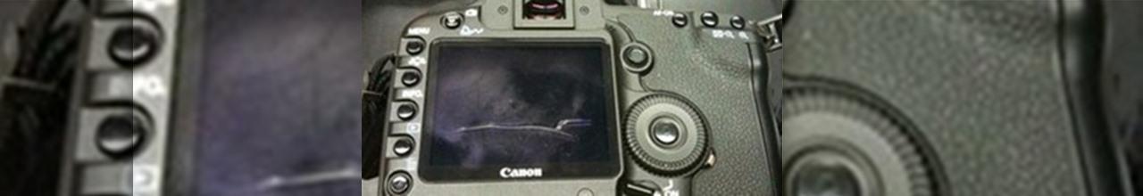 Canon 7D Steadycam
