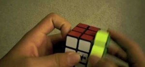 "Do the ""PLL"" Rubik's Cube solution technique"
