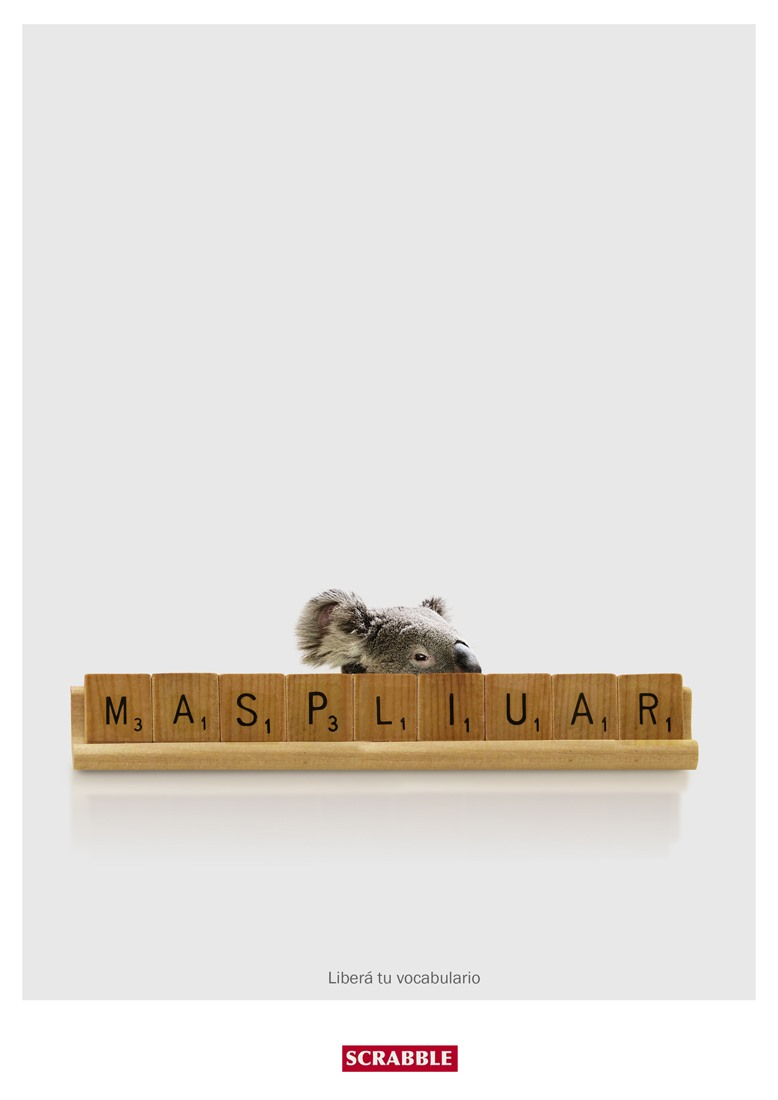 All of the Other SCRABBLE Prints & Posters