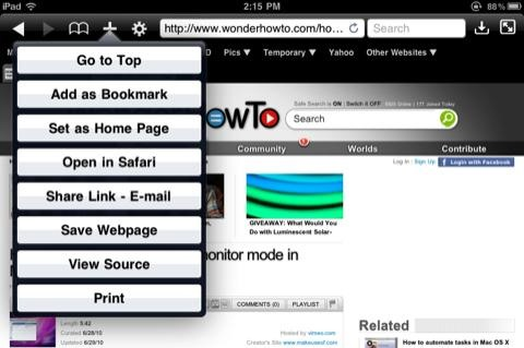 Atomic Web: The BEST Web Browser for iOS Devices