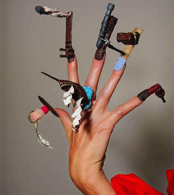 This Year, at the 2010 Nailympics... « Nails & Manicure :: WonderHowTo