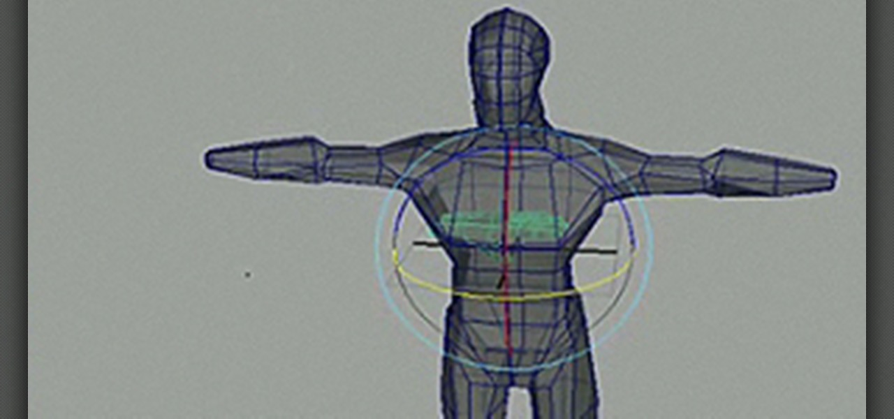 How To Model A Human Body In Maya Maya Wonderhowto