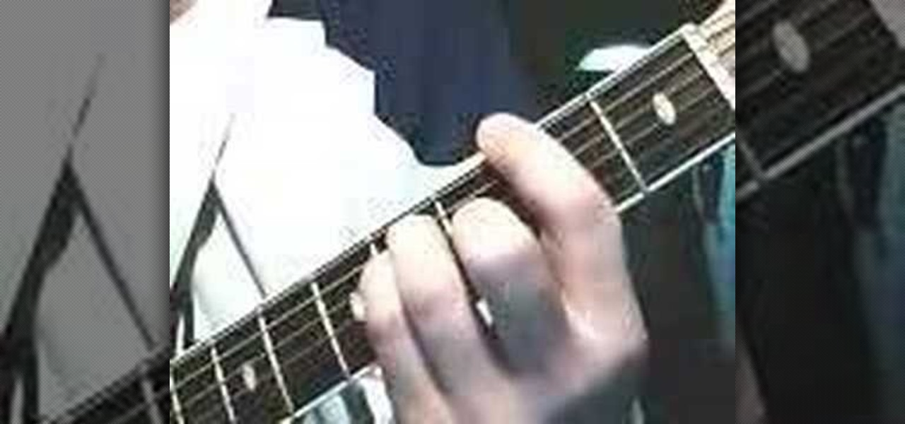 How To Play Bar Chords On The Acoustic Guitar Acoustic Guitar