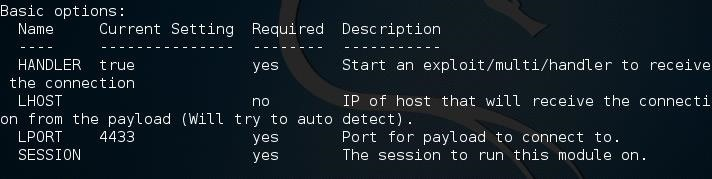 How to Upgrade a Normal Command Shell to a Metasploit Meterpreter