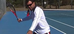 Improve your forehand in Tennis