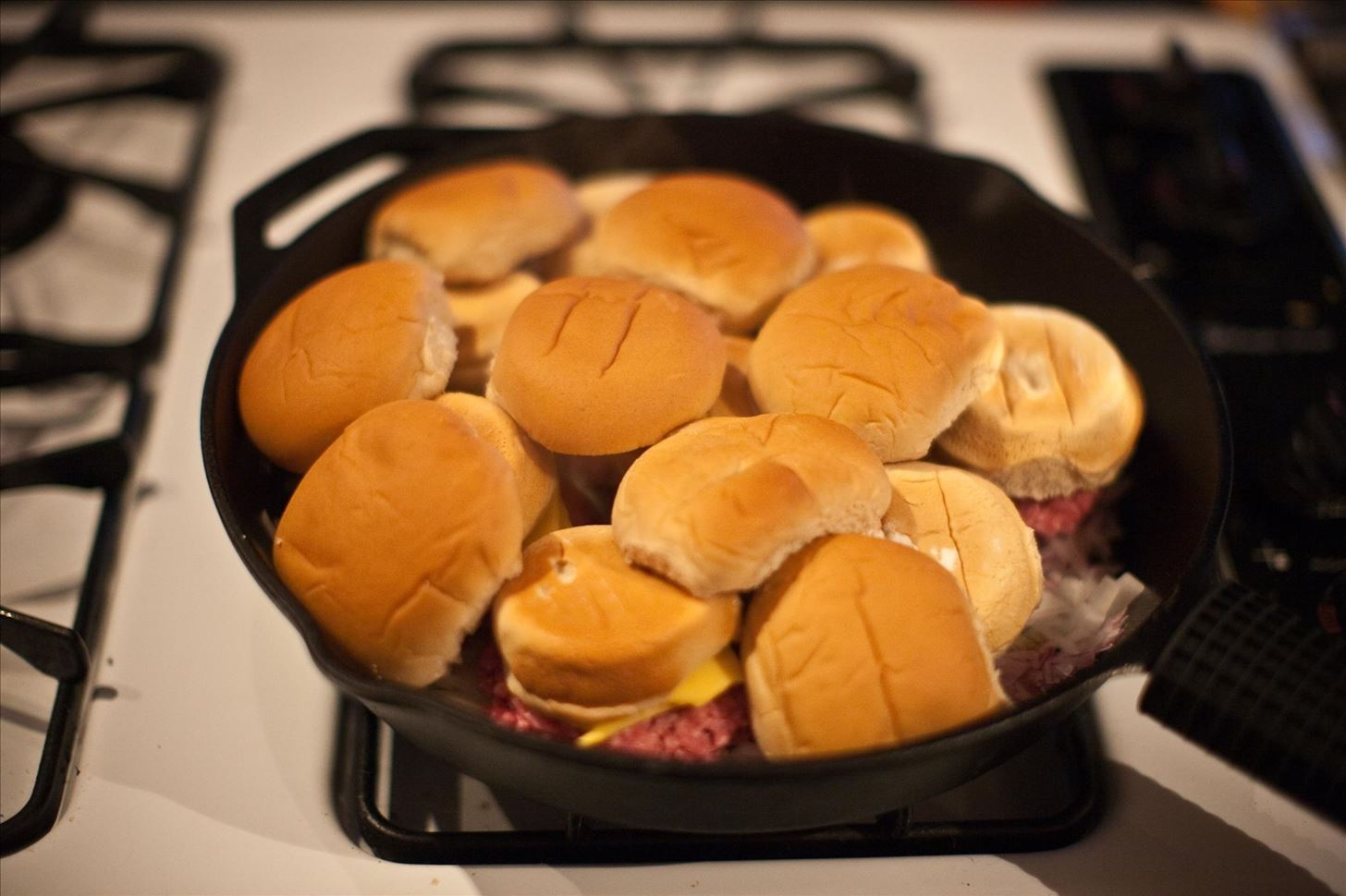 How to Make Perfectly Sized, Uniform Patties for Sliders & Mini Burgers Without Getting Your Hands Dirty