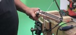 How to Build an Advanced Wooden Pistol Crossbow That Shoots Bolts