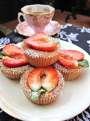 RECIPE: Strawberry Shortcake Cupcakes