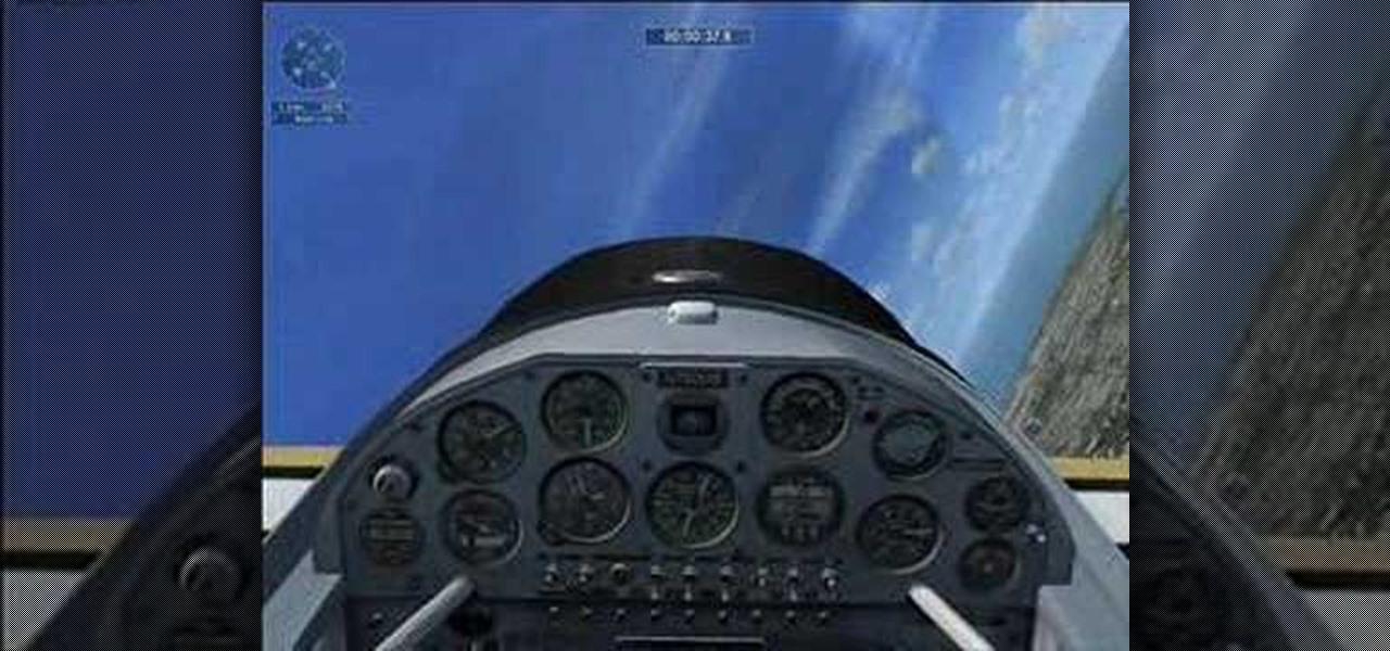 How to Beat a jet truck in FSX « Aviation :: WonderHowTo