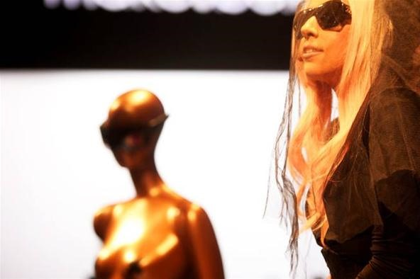 The Camera of the Future (According To Lady Gaga)