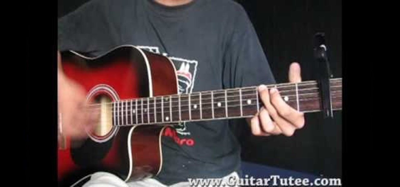 How To Play Stupid Boy By Keith Urban On Guitar Acoustic Guitar