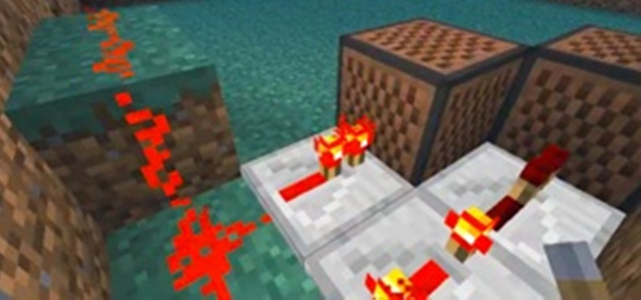 Know When Your Minecraft Guests Arrive With This Redstone