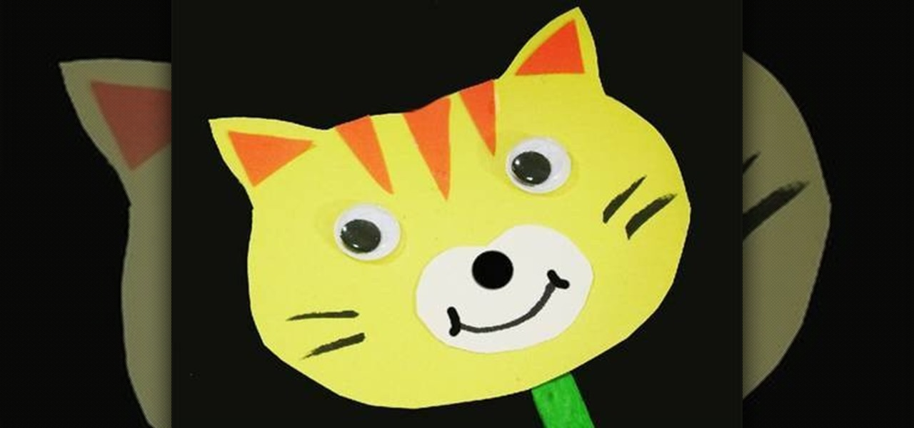 Cat S Eyes Cat Puppets