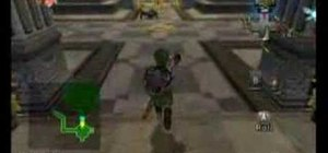 Beat Zelda Twilight Princess - Temple of Time