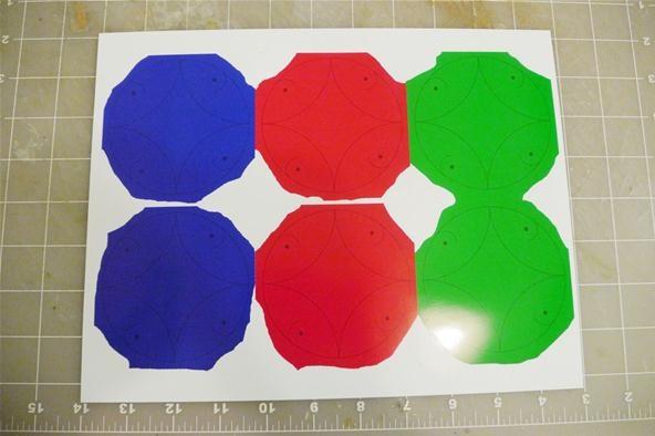 How to Make Yin-Yang Modular Polyhedra