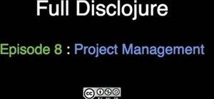 Use the Leiningen Clojure build system