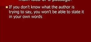 Avoid plagiarism in research papers by paraphrasing