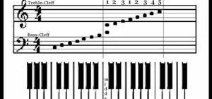 Understand the basics of reading sheet music