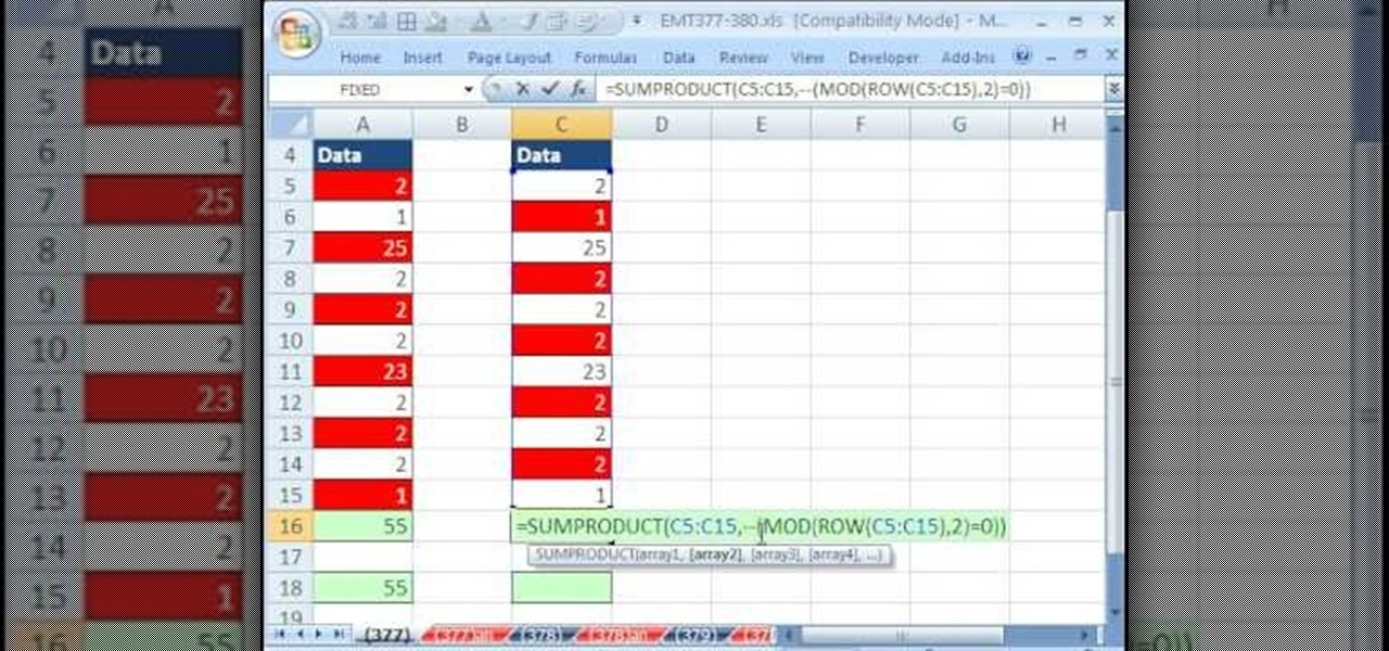 how to make every cell in excel caps