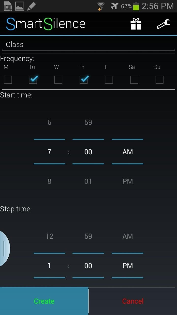 How to Schedule Ringtone Silence for Weekly or One-Time Events on Your Samsung Galaxy Note 2