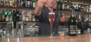 Make the perfect kir royal