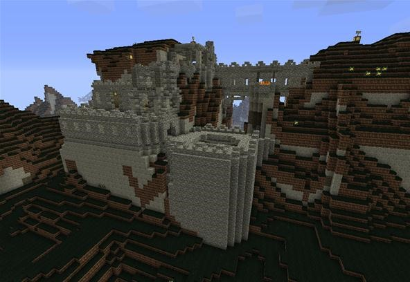 A Great Cliff Palace is Underway