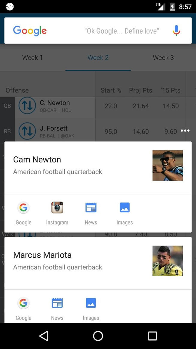 How to Use Android's New 'Now on Tap' Feature for Detailed Info on Anything