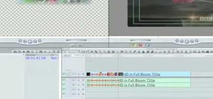 Make a title sequence in Final Cut Pro or Express