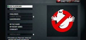 Make the Ghostbusters logo in the Black Ops Emblem Editor