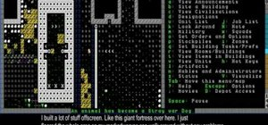 Defend vs. a human siege and use the best traps in Dwarf Fortress
