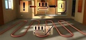 Install KronoSwiss laminate flooring