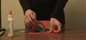 Make a pop-up snake