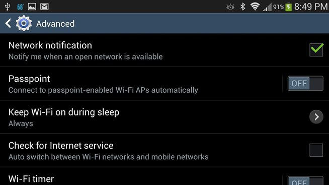 How To Turn Off Facebook Notifications On The Samsung Galaxy S4  Apps
