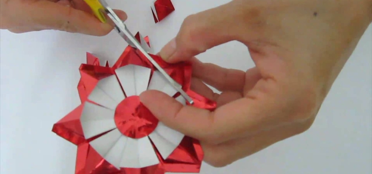 how to make an origami woman