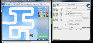 Hack flash games with Household Hacker