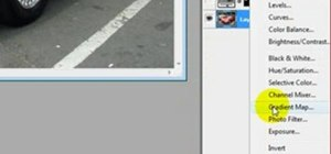 Use a mask layer to change colors in Photoshop